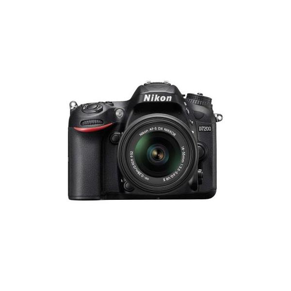 Nikon D7200 kit (18-55mm VR)