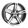 Колёсные дискиWSP Italy BMW AGROPOLI W652 (anthracite polished) (R19 W9.5 PCD5x120 ET34 DIA72.6)