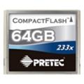 Карты памятиPretec 64 GB 233x CF