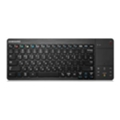 Клавиатуры, мыши, комплекты Samsung VG-KBD1000 Black Bluetooth
