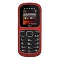 Мобильные телефоныAlcatel OT-217 Red