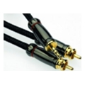 Аудио- и видео кабели Silent Wire Serie 4 mk2 3,5mm Jack to RCA 2м