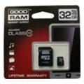 Карты памятиPretec 32 GB microSDHC Class 10 + SD Adapter