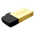 USB flash-накопители Transcend 32 GB JetFlash 380 Gold TS32GJF380G