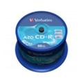Диски CD, DVD, Blu-rayVerbatim CD-R 700MB 52x Spindle Packaging 50шт (43343)