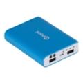 Портативные зарядные устройстваNomi A104 10400mAh blue