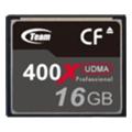 Карты памятиTEAM 16 GB CF 400x TCF16G40001