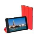 Чехлы и защитные пленки для планшетовGrand-X Чехол для Lenovo Tab 2 A7-20F Red (LTC-LT2A720R)