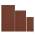 Керамическая плиткаCerrad Burgund 24,5x13,5