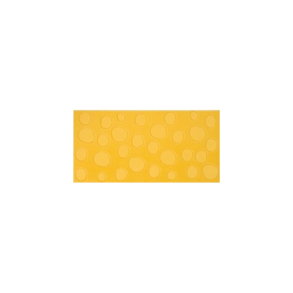 Pamesa Agatha Lunares 25x50 amarillo