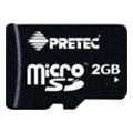 Карты памятиPretec 2 GB microSD