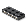USB-хабы и концентраторыBelkin F5U404CWBLK