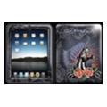 Чехлы и защитные пленки для планшетовEd Hardy Skin для iPad Royal Blue (IPS10A03)