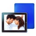 Чехлы и защитные пленки для планшетовDexim DLA144-L Carbon Fiber Fabric Sleeve for iPad (blue)