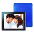 Dexim DLA144-L Carbon Fiber Fabric Sleeve for iPad (blue)
