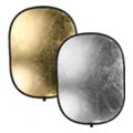 СветоотражателиFalcon Soft silver/gold 90x120cm