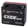 Автомобильные аккумуляторыExide YTX12-BS