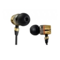 Наушники Monster Turbine Pro Gold Audiophile