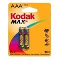 Kodak AAA bat Alkaline 2шт MAX