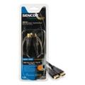 Кабели HDMI, DVI, VGASencor SAV 143-015 HDMI