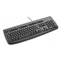 Клавиатуры, мыши, комплектыLogitech Deluxe Keyboard Black PS/2