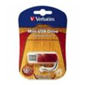 Verbatim 16 GB STORE'N'GO MINI BASKETBALL (98679)
