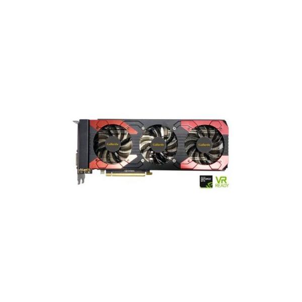 Manli GeForce GTX 1070 Gallardo (M-NGTX1070G/5RGHDPPP-F378G)