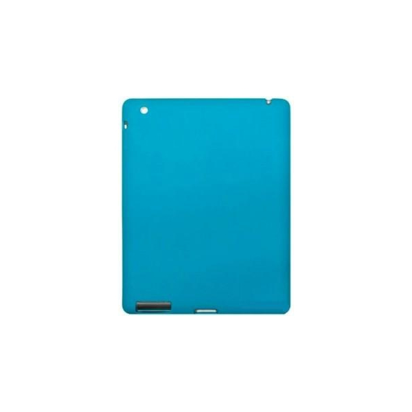 Dexim Silicon Case для iPad 2 бирюзовый (DLA195-CY)