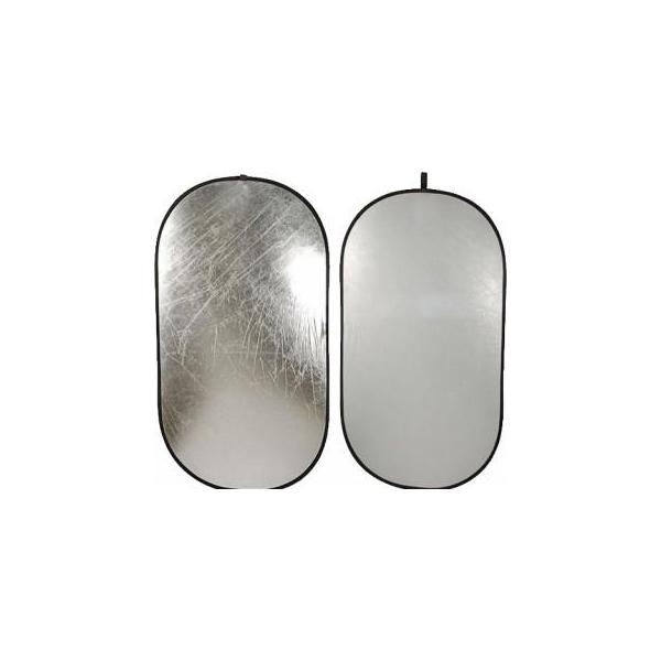 Falcon Silver/White 92x122cm