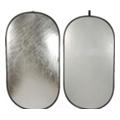 СветоотражателиFalcon Silver/White 92x122cm