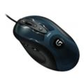 Клавиатуры, мыши, комплектыLogitech Optical Gaming Mouse G400s Black-Blue USB