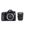 Цифровые фотоаппараты Canon EOS 70D 24-105 IS USM Kit