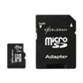 Карты памятиExceleram 128 GB microSDXC class 10 + SD Adapter MSD12810A
