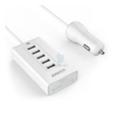 Зарядные устройства для мобильных телефонов и планшетовAnker PowerDrive 5 (A2311021)