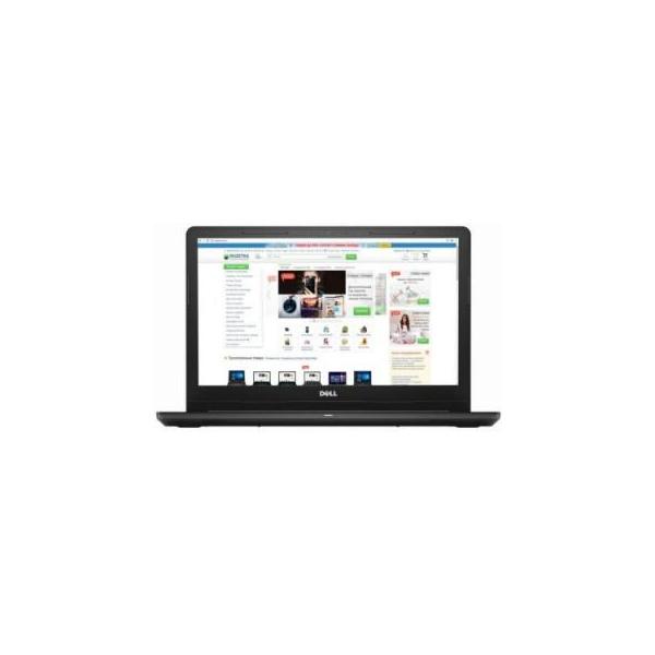 Dell Inspiron 3576 Black (I315F58H10DDL-8BK)