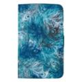 Чехлы и защитные пленки для планшетовSpeck FitFolio для Galaxy Tab 3 8.0 Peacock Plumes Blue/Caribbean Blue (SPK-A2121)
