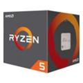 ПроцессорыAMD Ryzen 5 1600 (YD1600BBAEBOX)