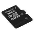 Карты памятиKingston 32 GB microSDHC class 4 SDC4/32GBSP
