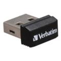 USB flash-накопителиVerbatim STORE'N'GO NANO USB DRIVE 16Gb (97464)