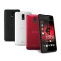HTC J. Цветовые вариации
