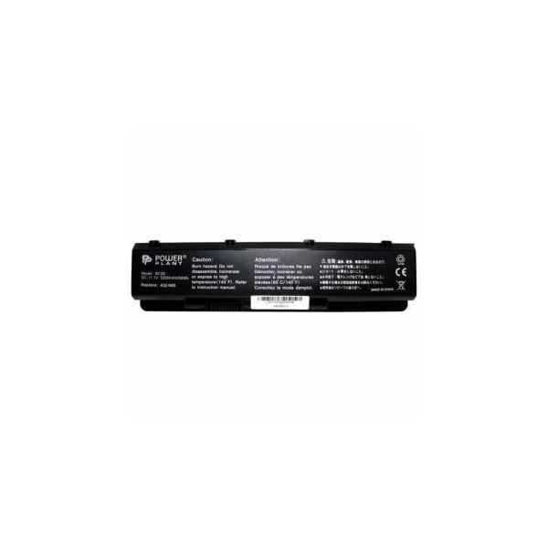 PowerPlant Аккумулятор для ноутбуков Asus A32-N55 (A32-N55) 11.1V 5200mAh NB00000215