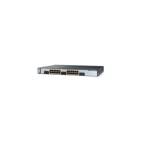 Cisco WS-C3750G-24T-E