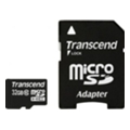 Карты памятиTranscend 32 GB microSDHC class 10 + SD Adapter TS32GUSDHC10