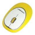 Клавиатуры, мыши, комплектыCrown CMM-931W Yellow USB