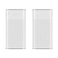 Портативные зарядные устройстваHoco B31 Rege 20000 mAh White