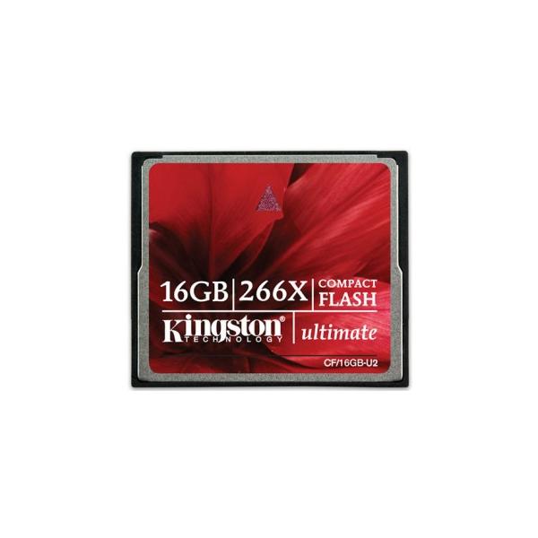 Kingston CompactFlash 266X 16Gb
