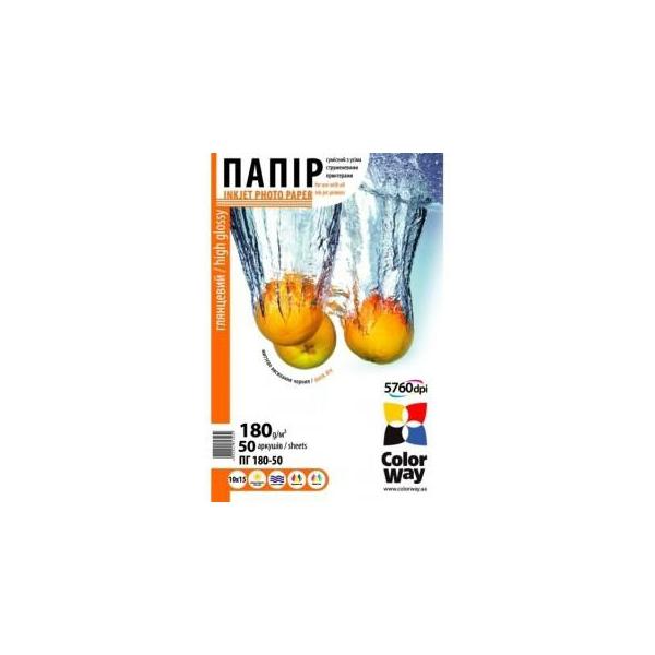 ColorWay ПГ180-50 (10x15)