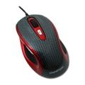 Клавиатуры, мыши, комплектыPrestigio Optical Racer mouse Grey-Red USB