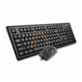 Клавиатуры, мыши, комплектыA4Tech KRS-8572 Black USB