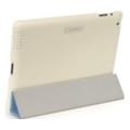 Чехлы и защитные пленки для планшетовTucano Чехол Magico Eco leather для iPad 3 белый лед (IPDMA-I)